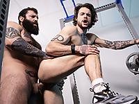 Raw Bussy Workout